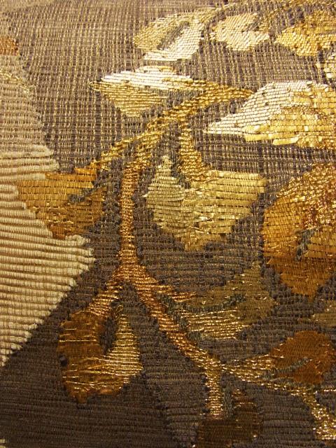 泰生織物 夏上代袋帯